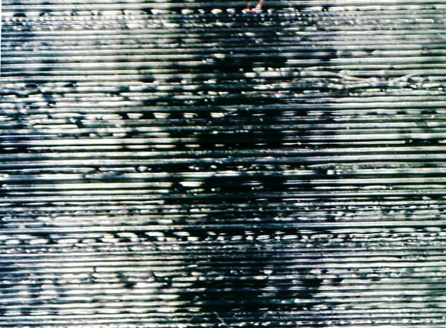 Großaufnahme Druckbild Asia-Filament