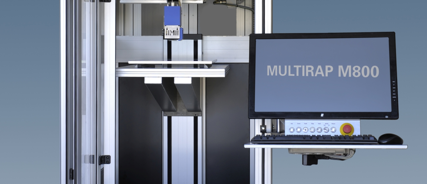 Industrie 3D-Drucker M800 mit innovativen Mehrfachdruckkopf
