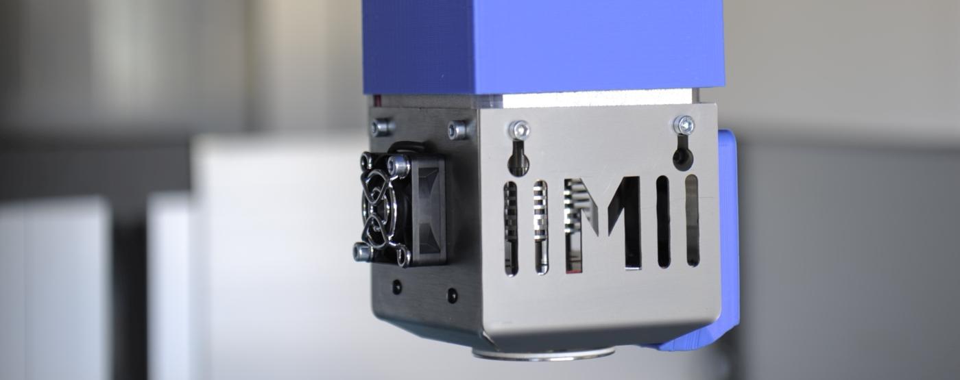 Industrie-Anwendung 3D-Druck Mehrmaterialdruck