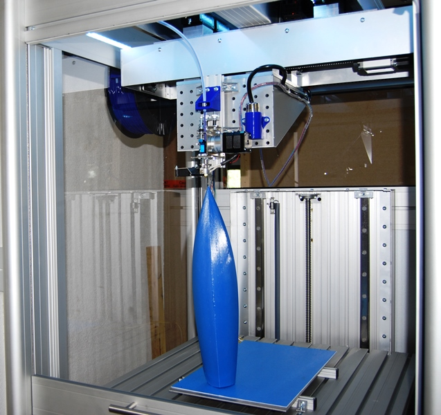3D-Drucken mit CNC-Maschinen