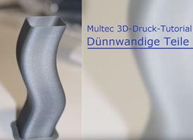 Multec 3D-Druck-Schulung